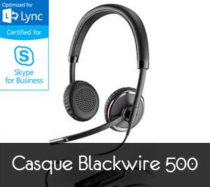 Casque Blackwire 500